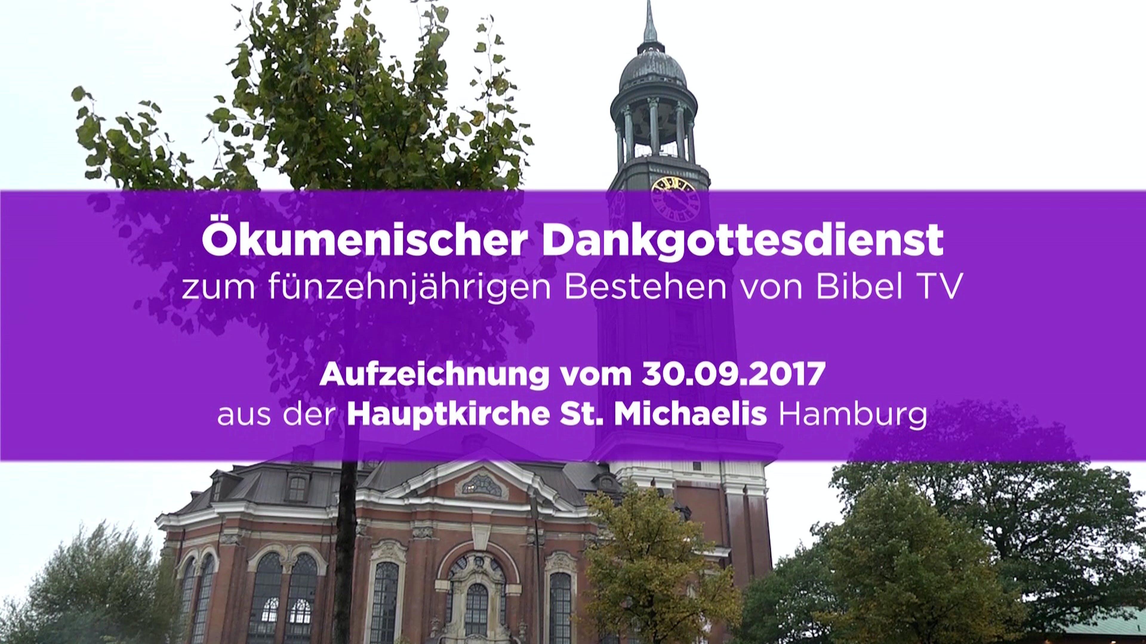 15 Jahre Bibel TV