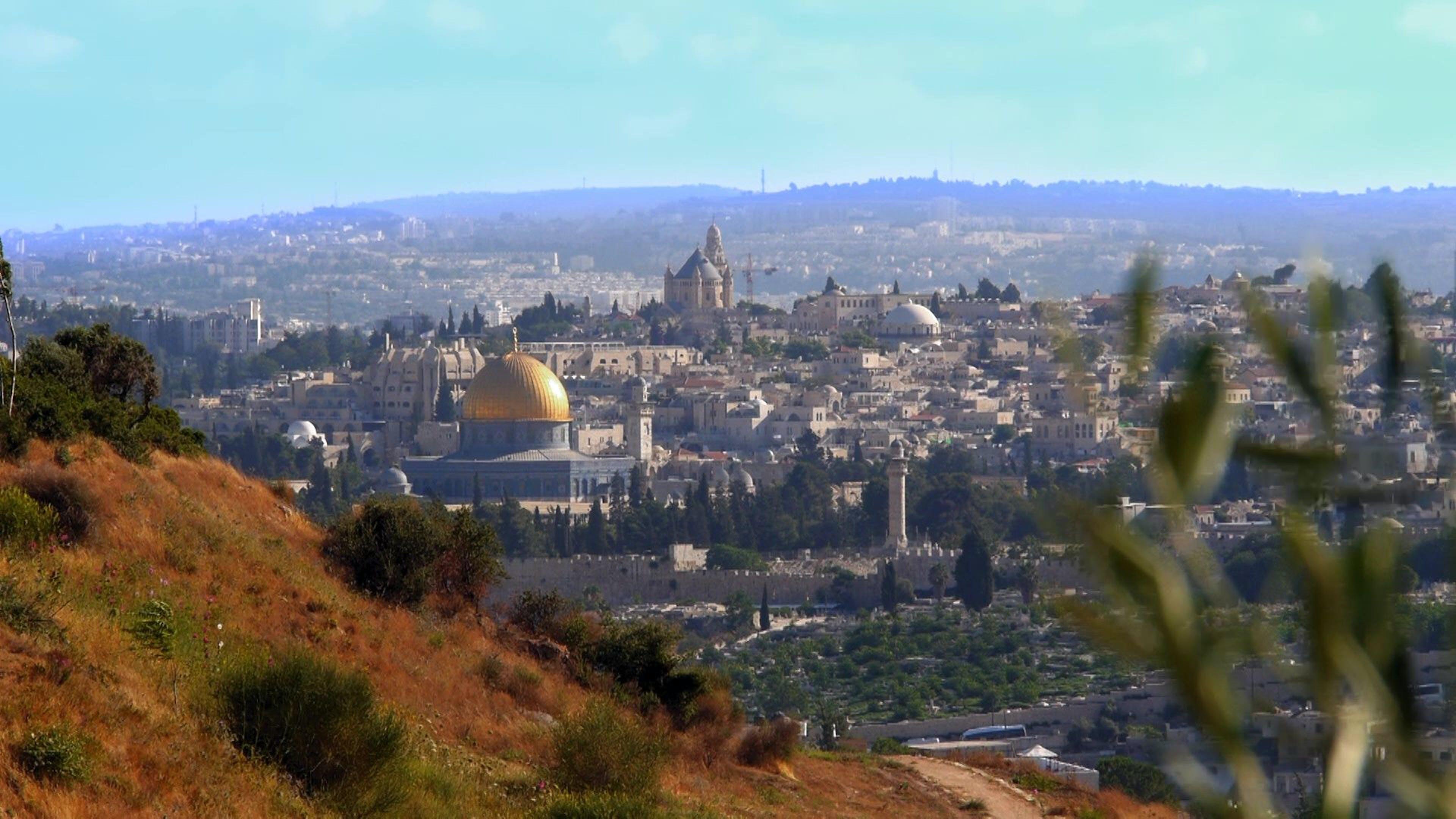 Auf ins Heilige Land! Wie Ordensleute Pilger begleiten