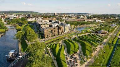 Die Bundesgartenschau in Heilbronn - mehr als eine Ausstellung?