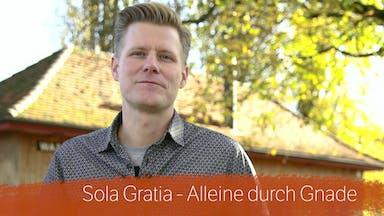 Sola Gratia - Luthers Geheimcodes