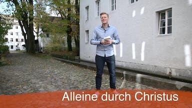 Solus Christus - Luthers Geheimcodes