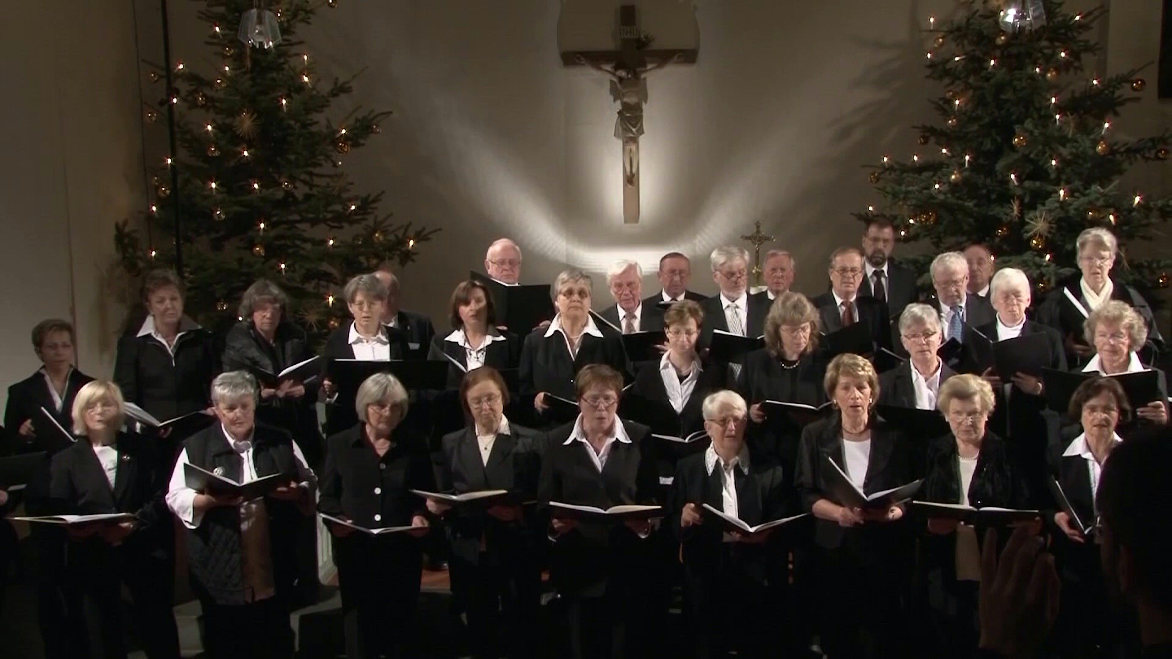 Freut euch! 15 Meckenheimer Chöre singen und spielen zur Weihnachtsgeschichte