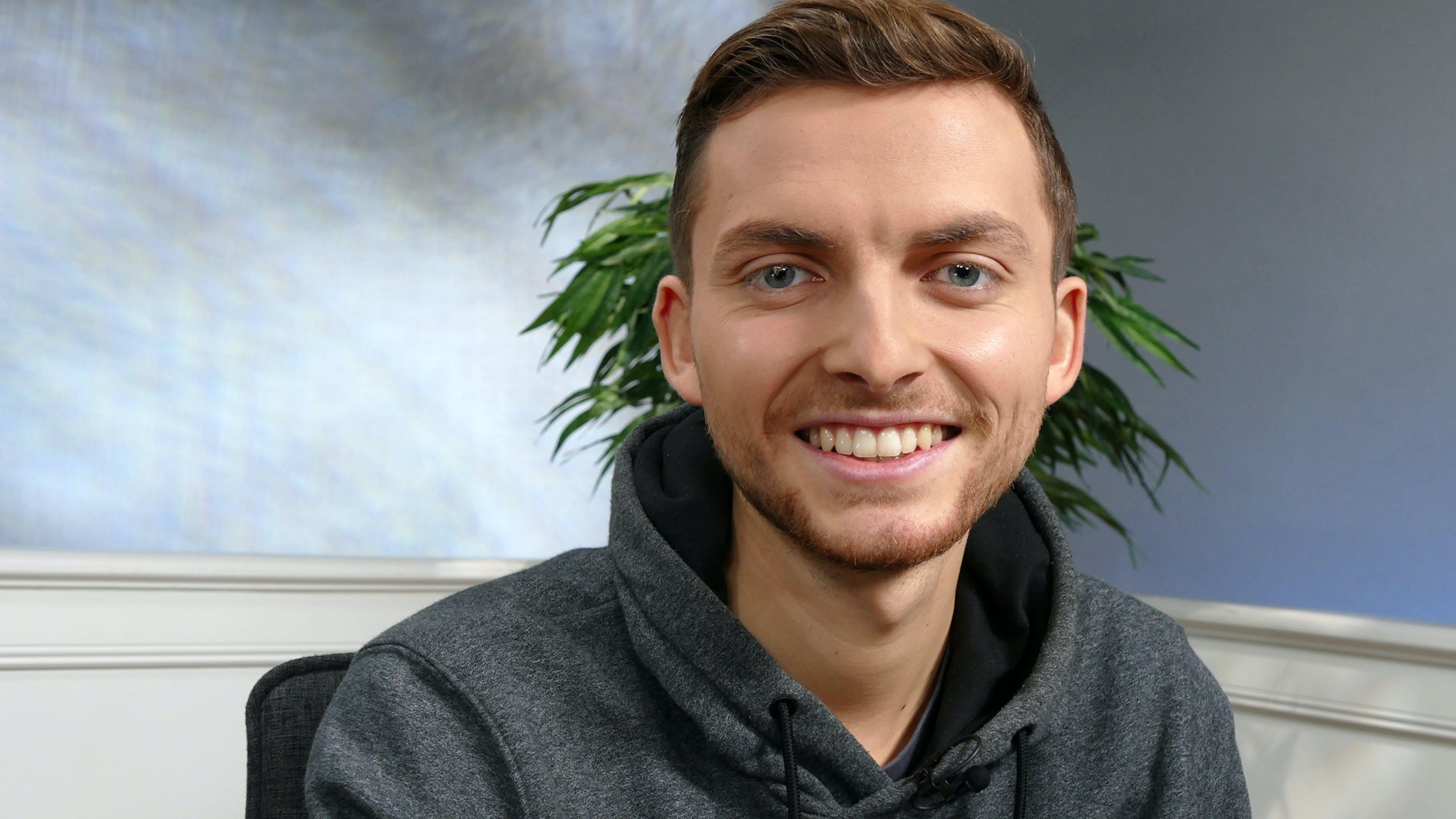 Philipp Mickenbecker: So real ist Gott für mich