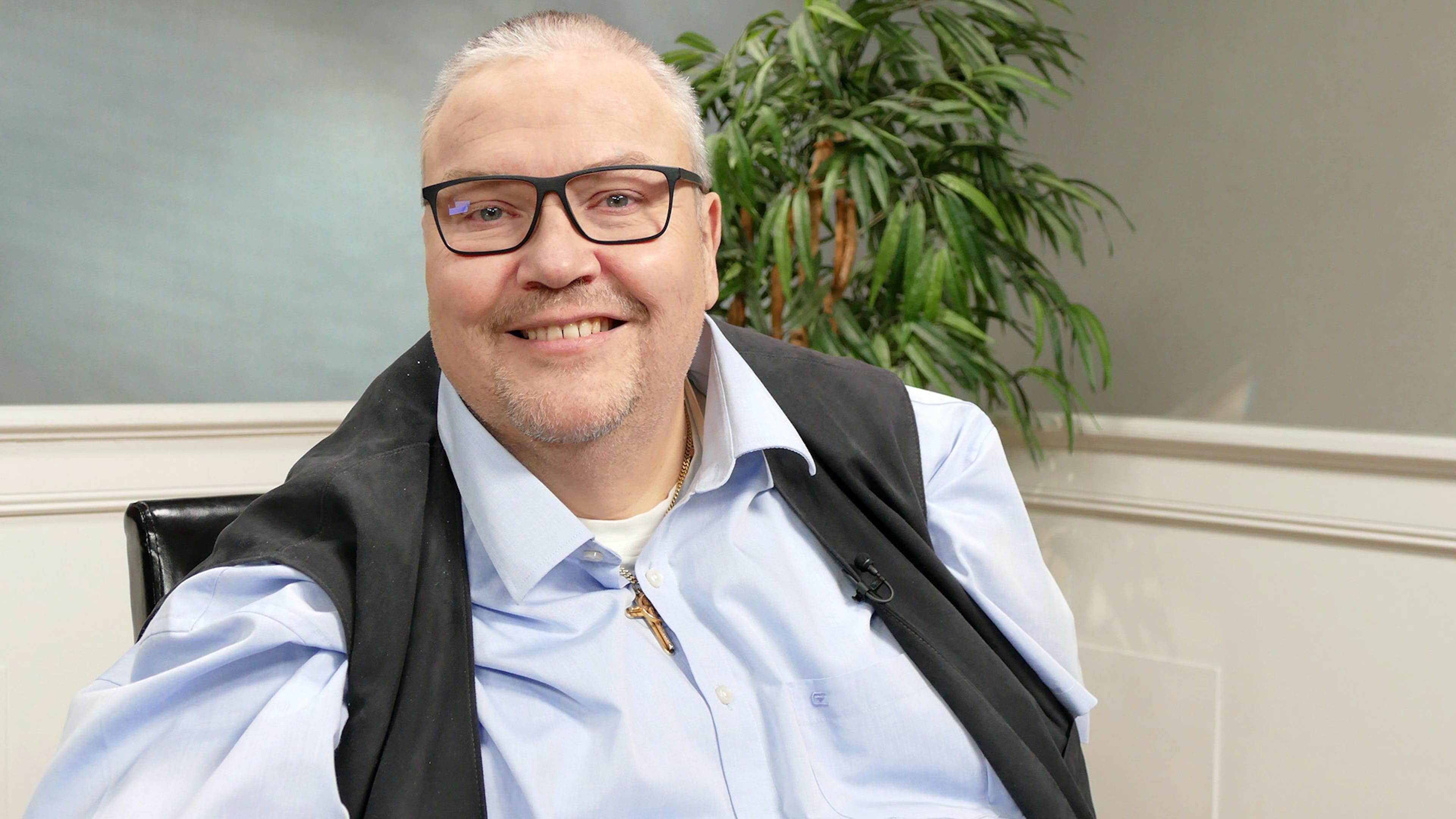 Bernd Hock: Immer im Rampenlicht