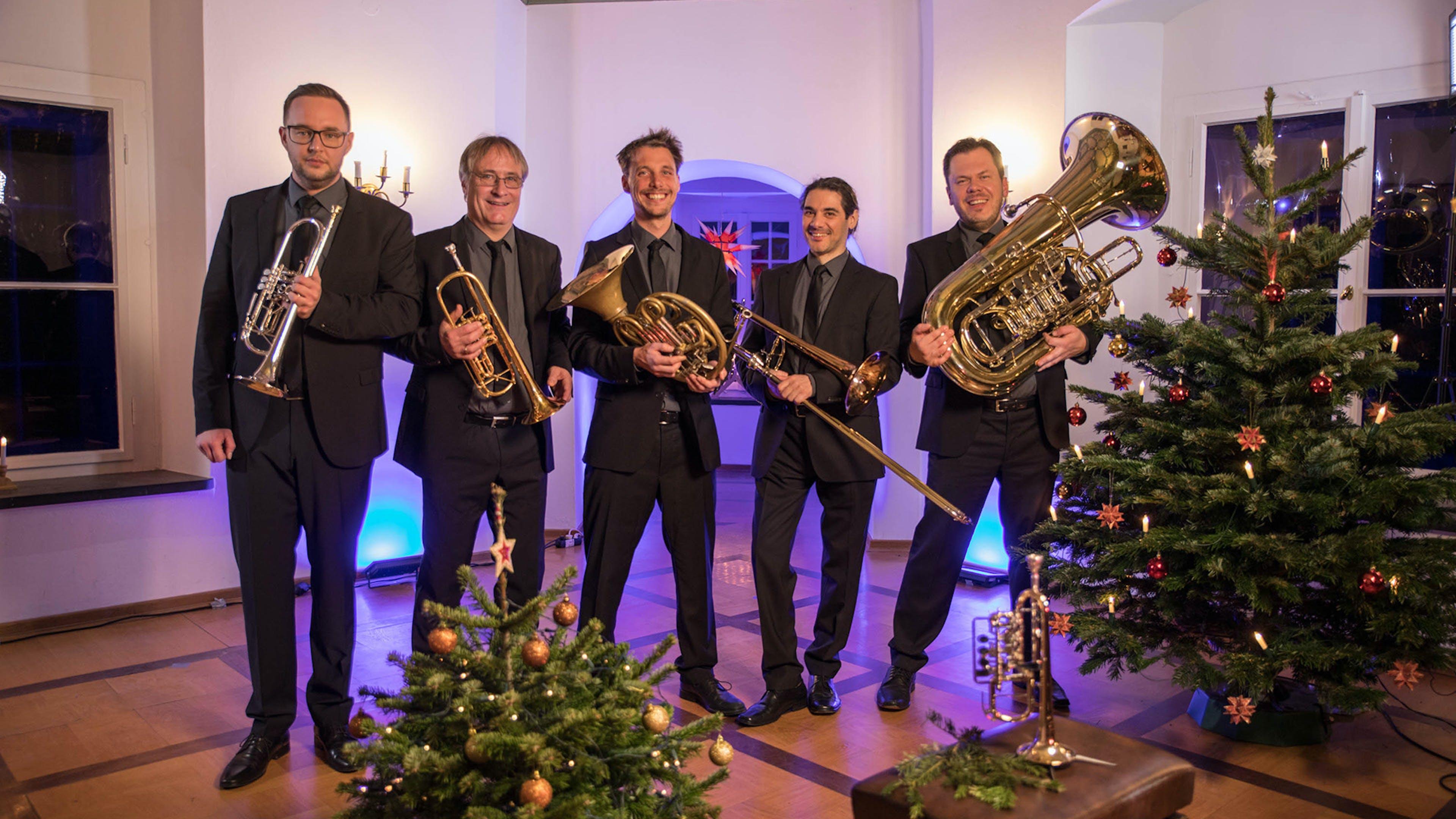 Macht hoch die Tür! Ein Classic-Brass-Konzert