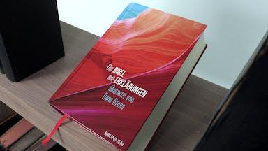 """Die """"Bibel mit Erklärungen übersetzt von Hans Bruns"""""""