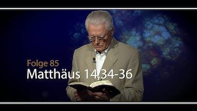Matthäus 14,34-36